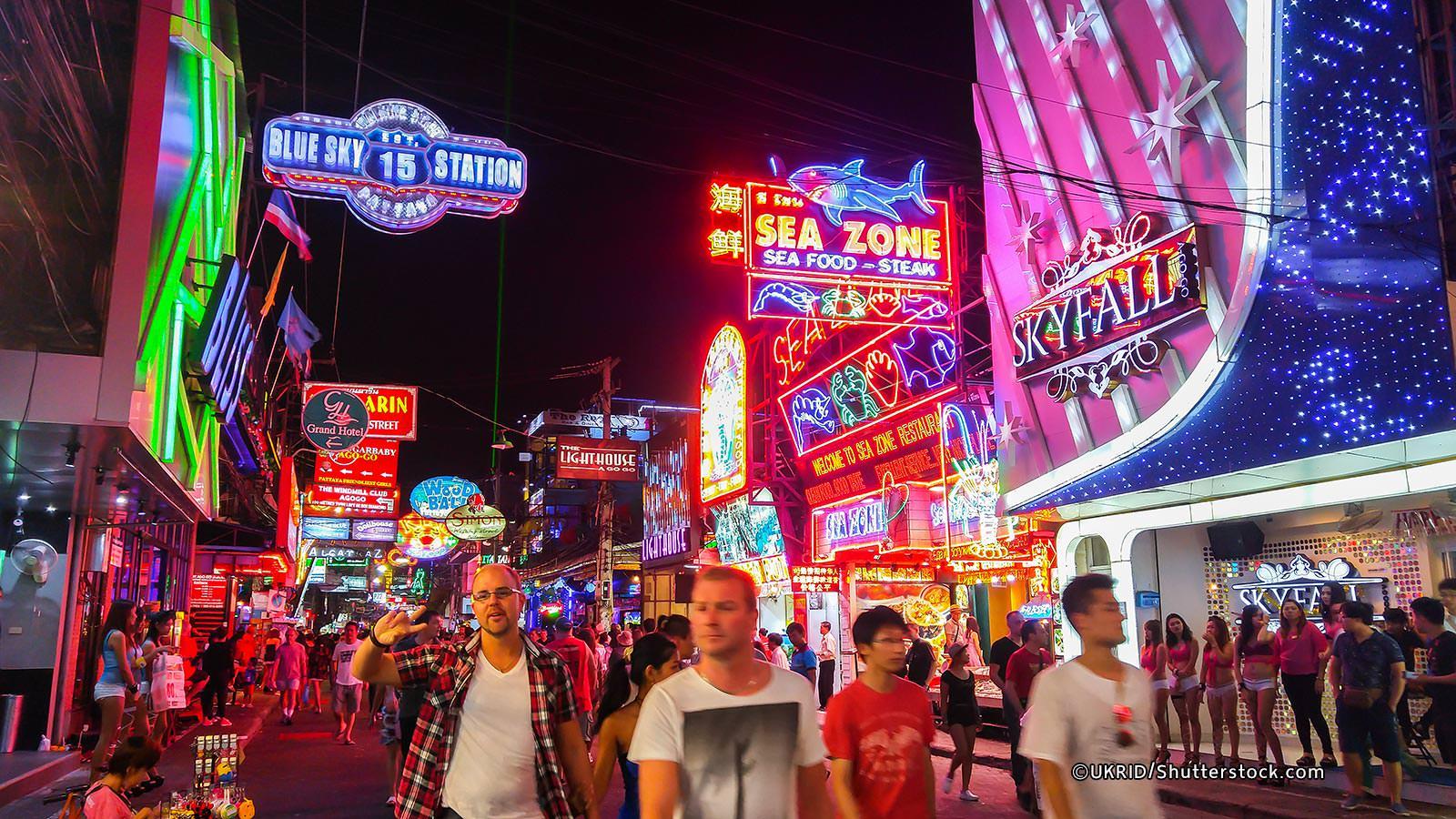 تور بانکوک و پاتایا نوروز 99